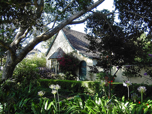 Edgemere Cottages in Carmel by the Sea California